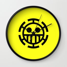 Trafalgar Law Wall Clock