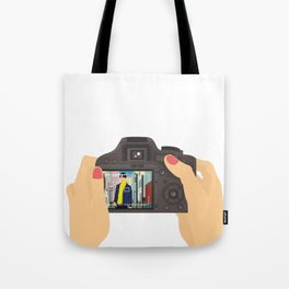 Photography of Nam Joo Hyuk Tote Bag