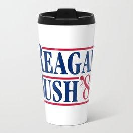 reagan bush 84 Travel Mug