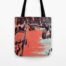 Low Paint Relief Tote Bag