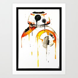 """This is not the droid you are looking for"" Art Print"