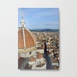 Firenze Metal Print