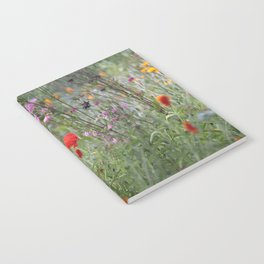 Meadow Flowers Notebook