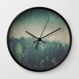 Dark Square Vol. 2 Wall Clock