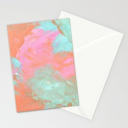 Abstract 944 Stationery Cards
