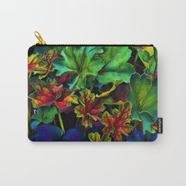 Colorful Color Carry-All Pouch