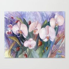Orchid Fantasy Canvas Print