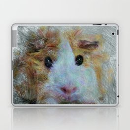 Artistic Animal Guinea Pig 3 Laptop & iPad Skin