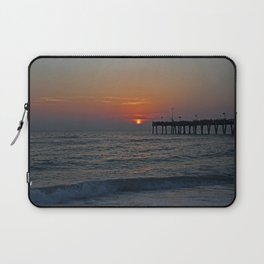 Swept Away by a Summer Wind Laptop Sleeve