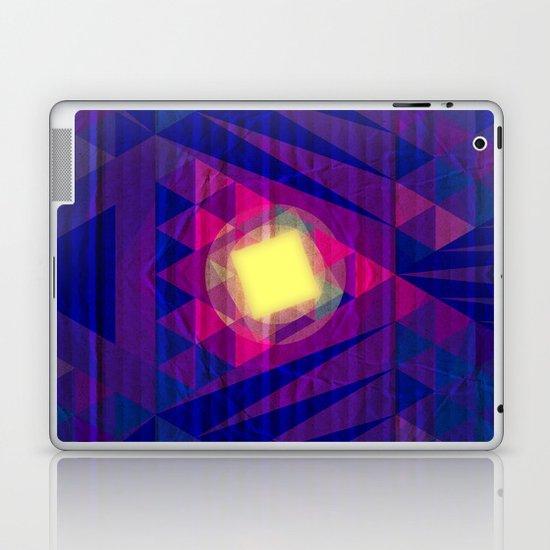Intergalactic Sunrise Laptop & iPad Skin