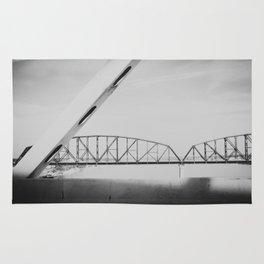 Louisville Kentucky Bridge Rug