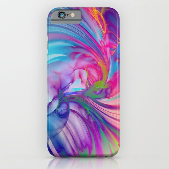 Smooth Swirling iPhone & iPod Case