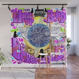 Wind-up Chronicle Wall Mural