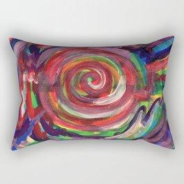 Rainbow Portal Rectangular Pillow