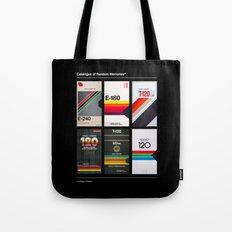 Random Memories Tote Bag