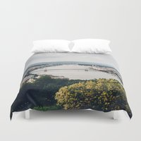 budapest Duvet Covers featuring Budapest Pano by Johnny Frazer