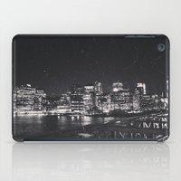 brooklyn iPad Cases featuring Brooklyn  by Julia Ann