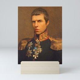 Liam Gallagher Oasis Mini Art Print
