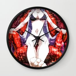 Akame Ga Kill   Esdeath Wall Clock