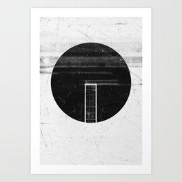 Antipode Art Print