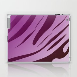 Delight pink lines Ethnic II tiger Laptop & iPad Skin