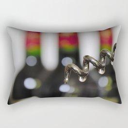 Cork Screw Rectangular Pillow