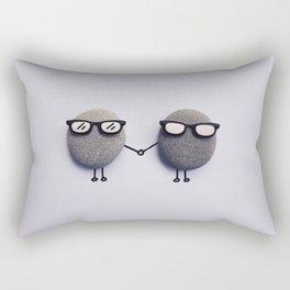 Love Duo Rectangular Pillow