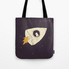 laika(purple) Tote Bag