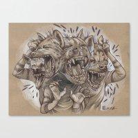 A Sense of Humor Canvas Print