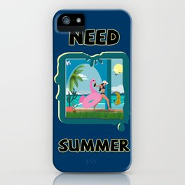 Need summer iPhone Case