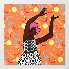 Ireti Canvas Print