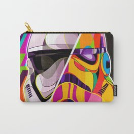 Pop-Art Stormtrooper StarWars - Abstract Artwork Carry-All Pouch