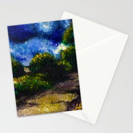 'road to nowhere' Stationery Cards