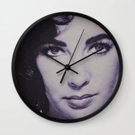 LA LIZ Wall Clock