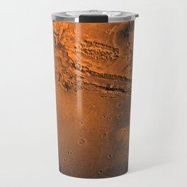 Valles Marineris, Mars Travel Mug