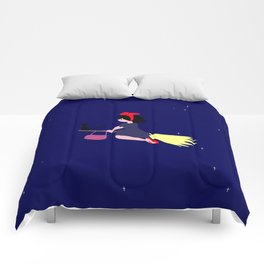 Witch in Training / Kiki's Delivery Comforters