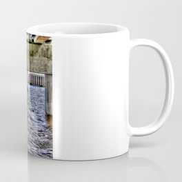Under the New Bern Drawbridge Coffee Mug