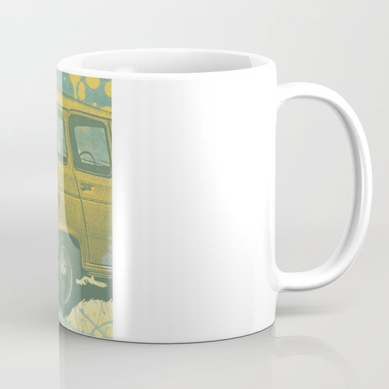 when i was young _ model planes and station wagons Mug