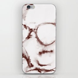 The Visionary Sepia iPhone Skin