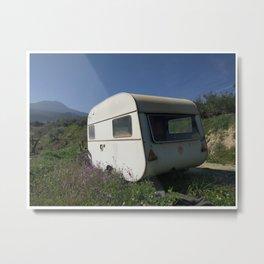 Caravana Metal Print