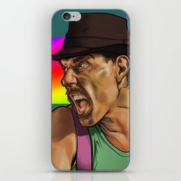 Fight Colours iPhone Skin