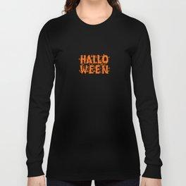 Halloween! Long Sleeve T-shirt