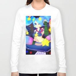 Arcade Queen Long Sleeve T-shirt