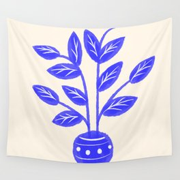 Plants Wall Tapestry