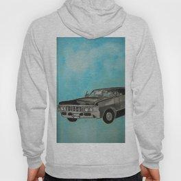 supernatural impala 1967 Hoody