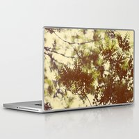emerald Laptop & iPad Skins featuring Emerald by Alicia Bock