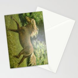 Lonely Gallop Stationery Cards