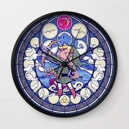 Bow & Arrow Wall Clock