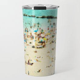 Coney Island Beach 2 Travel Mug