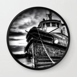 Sea Ranger Wall Clock